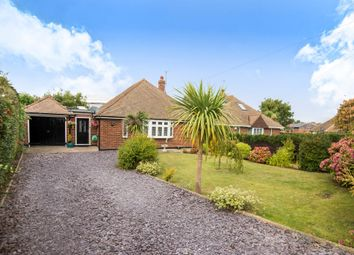 Thumbnail 5 bed detached bungalow for sale in Uplands Close, Bexhill-On-Sea