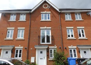Thumbnail 4 bedroom town house for sale in Bull Road, Ipswich