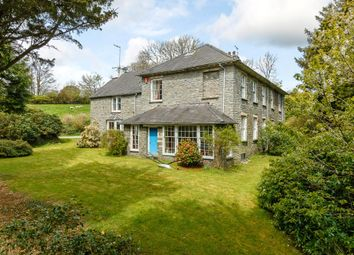Thumbnail 9 bed detached house for sale in Ystrad Meurig