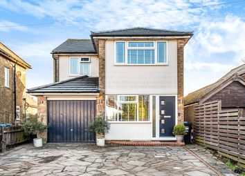 Thumbnail 4 bed detached house for sale in Farleigh Road, Warlingham, Surrey