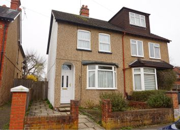 Thumbnail 2 bed semi-detached house for sale in Fielding Road, Maidenhead