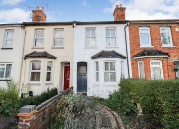 Thumbnail 2 bed terraced house for sale in Newport Road, Aldershot, Hampshire