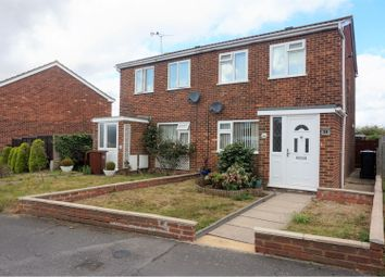 2 bed semi-detached house for sale in Heather Close, Eastbourne BN23