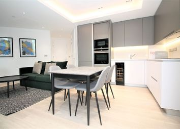 Thumbnail 2 bed flat to rent in Carrara Tower, 250 City Road, Islington