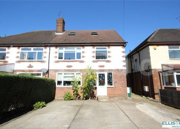 Thumbnail 4 bed semi-detached house for sale in Pursley Road, Mill Hill, London
