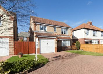 Thumbnail 4 bed detached house for sale in Melville Avenue, Blyth