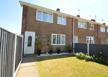 Thumbnail 3 bed terraced house for sale in Rufford Avenue, Rainworth, Mansfield