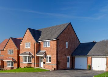 """Thumbnail 4 bed detached house for sale in """"Cambridge"""" at Church Road, Webheath, Redditch"""
