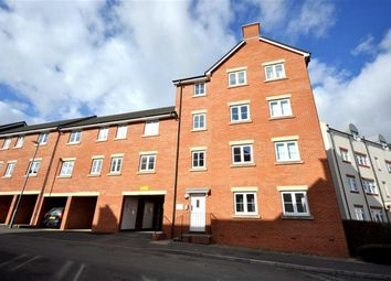 Thumbnail 2 bed flat for sale in Jack Russell Close, Stroud