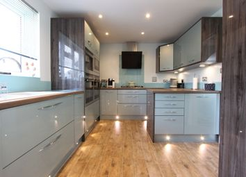 Thumbnail 4 bed detached house for sale in Pilgrims View, Sandling, Maidstone