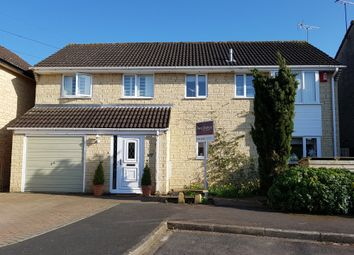 Thumbnail 4 bed detached house for sale in Pheasant Way, Cirencester