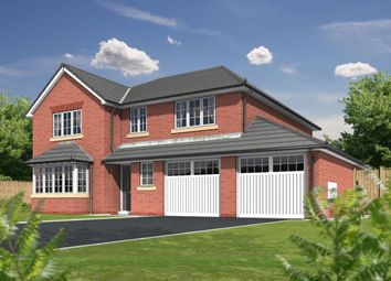 Thumbnail 4 bedroom detached house for sale in The Eton Audlem Road, Stapeley, Nantwich