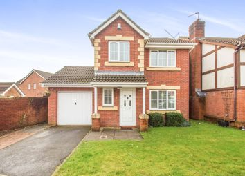 Thumbnail 3 bed detached house for sale in Liddell Close, Pontprennau, Cardiff