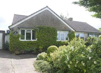 Thumbnail 3 bed bungalow for sale in Langley, Church Close, Stour Row, Shaftesbury