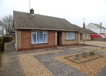 Thumbnail 3 bedroom detached bungalow for sale in 45 Eastrea Road, Whittlesey, Peterborough, Cambridgeshire