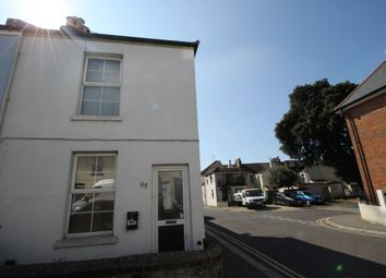 Thumbnail 2 bed semi-detached house to rent in Orme Road, Worthing