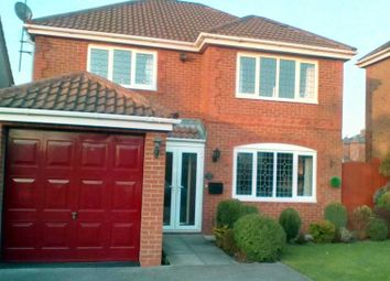 Thumbnail 4 bedroom detached house for sale in Hartford Road, Westhoughton, Bolton