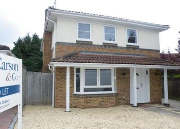 Thumbnail 4 bed property to rent in Broom Field, Lightwater