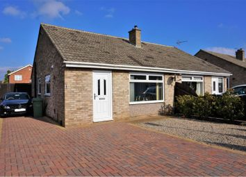 Thumbnail 2 bed semi-detached bungalow for sale in Franklin Close, Hartburn, Stockton On Tees