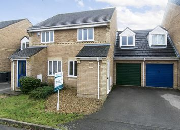 Thumbnail 3 bed property to rent in Siddons Close, Oundle, Peterborough