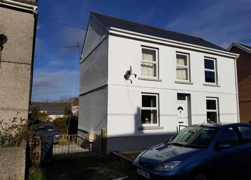 Thumbnail 3 bed detached house for sale in Gron Road, Gwaun Cae Gurwen, Ammanford