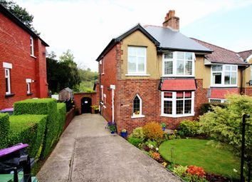 Thumbnail 3 bed semi-detached house for sale in Maesderwen Crescent, Pontymoile, Pontypool