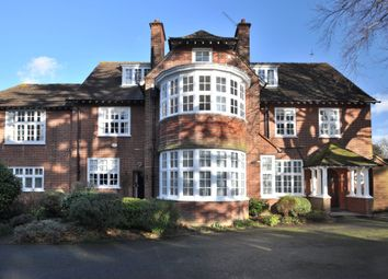 Thumbnail 4 bed flat for sale in Pines Road, Bickley, Kent