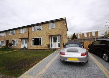 Thumbnail 3 bed end terrace house for sale in Mathews Way, Paganhill, Stroud