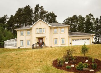 Thumbnail 4 bedroom detached house for sale in Carmaben Brae, Dolphinton, West Linton