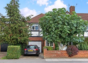 Thumbnail 4 bed end terrace house for sale in Grand Drive, London