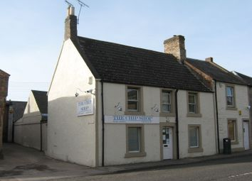 Thumbnail 3 bed end terrace house for sale in The Square, Greenlaw, Berwickshire