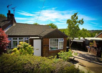 Thumbnail 3 bed semi-detached bungalow for sale in Richmond Crescent, Mossley, Ashton-Under-Lyne