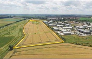 Thumbnail Land for sale in Eagle Business Park (Phase II), Falcon Way, Broadway, Yaxley, Peterborough