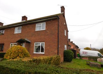 Thumbnail 3 bed semi-detached house for sale in Fishponds Way, Haughley, Stowmarket