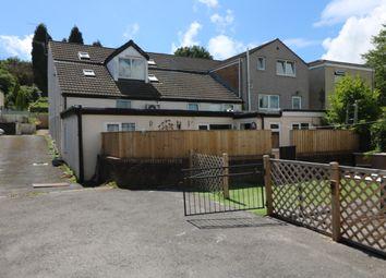 Thumbnail 5 bed terraced house for sale in Swansea Road, Waunarlwydd, Swansea