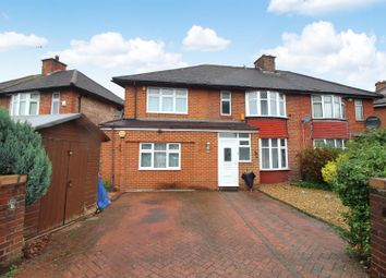 Thumbnail 5 bed semi-detached house for sale in Grove Gardens, Enfield