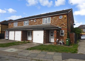 Thumbnail 3 bed terraced house for sale in Birchington Close, Bexleyheath, Kent