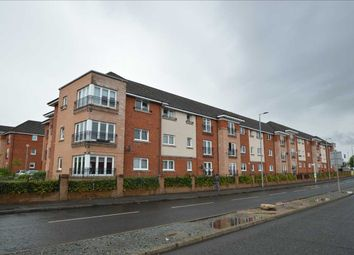 Thumbnail 2 bed flat for sale in Broad Cairn Court, Motherwell
