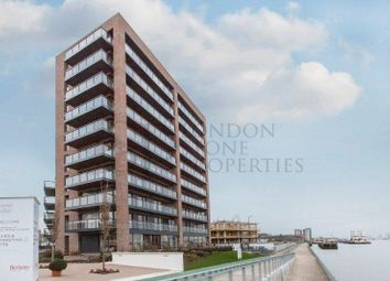 Thumbnail 3 bed flat to rent in Imperial Building, Royal Arsenal Riverside, Woolwich, London