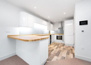 Thumbnail 1 bedroom flat for sale in Coombe Lane, London