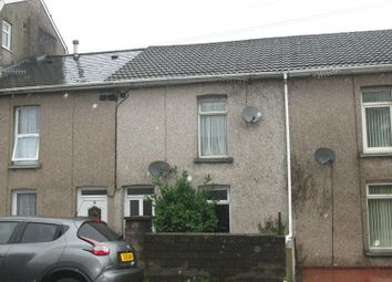 Thumbnail 2 bed terraced house for sale in Danygraig Road, Risca, Newport.