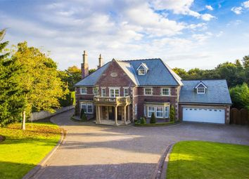 Thumbnail 7 bedroom detached house for sale in Knowsley Grange, Heaton, Bolton