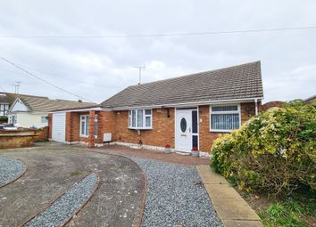 Thumbnail 3 bed bungalow to rent in Grasmere Avenue, Hullbridge, Essex