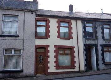 Thumbnail 3 bed terraced house for sale in Abercynon Road, Mountain Ash