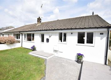 Thumbnail 3 bed semi-detached bungalow for sale in Hallett Way, Bude