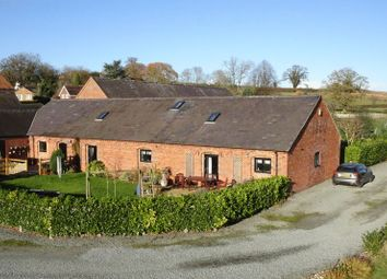 Thumbnail 6 bed semi-detached house for sale in Sutton Barns, Lower Sutton, Near Newport, Shropshire