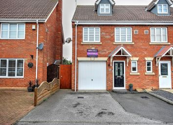 Thumbnail 3 bedroom semi-detached house for sale in Bentley Drive, Lowestoft