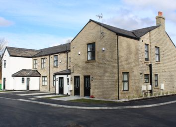 Thumbnail 2 bed terraced house for sale in Ladybarn Lane, Milnrow, Rochdale