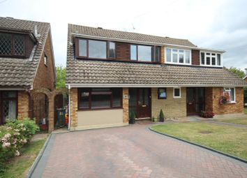 Thumbnail 4 bed property for sale in Crescent Road, Billericay