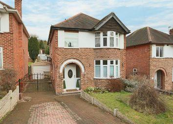 Thumbnail 3 bed detached house for sale in Douglas Avenue, Carlton, Nottingham